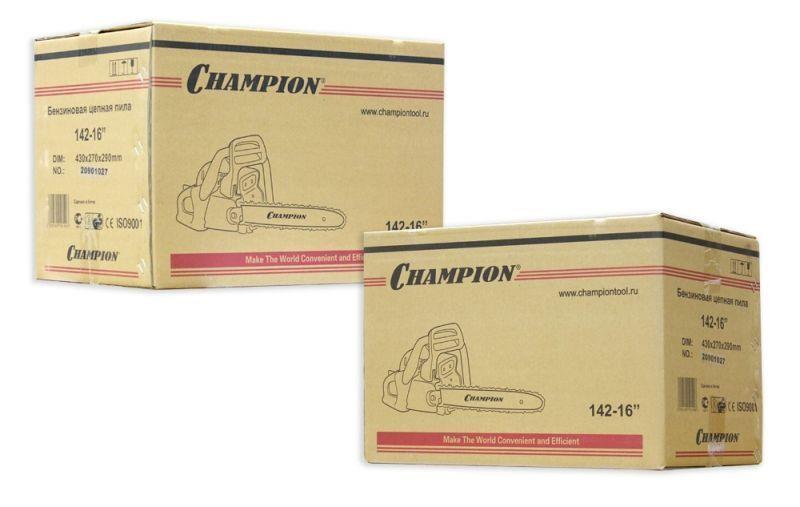 Упаковка Champion 142-16