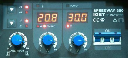 Панель управления Aurora Pro 300