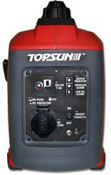 Бензиновый генератор TopSun TG1000i