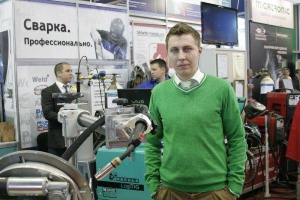 Николай Сидоров (Евротек, Санкт-Петербург)
