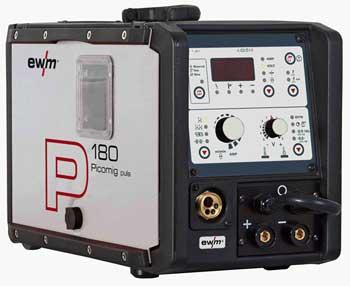 Универсальный сварочный полуавтомат picoMIG 180