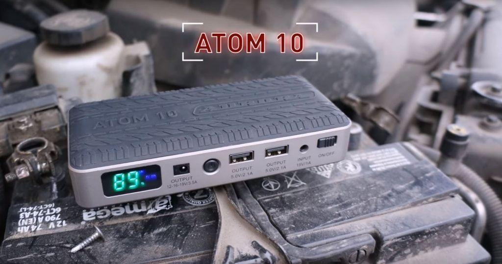 Aurora Атом 10