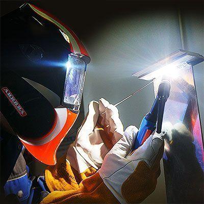 маска AURORA sun7 в работе