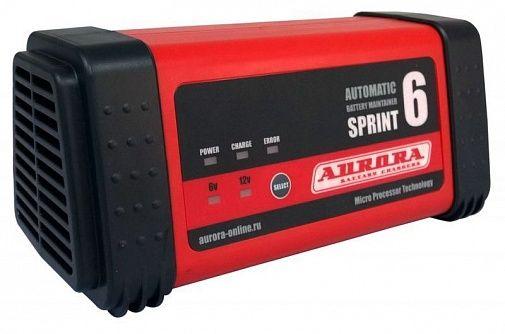 Интеллектуальное зарядное устройство Aurora SPRINT 6