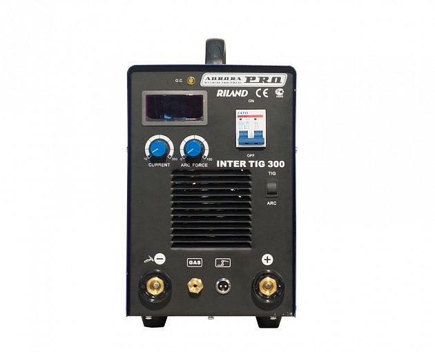 Аппарат аргонно-дуговой сварки AuroraPRO INTER TIG 300