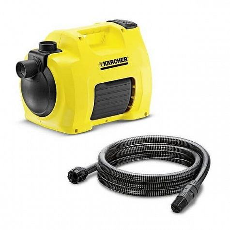 Насос Karcher BP 4 Garden Set (шланг в комплекте)